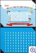 W multimedialnym pakiecie tych programów edukacyjnych odnajdziesz karty motywacyjne z naklejkami (dydaktyka)