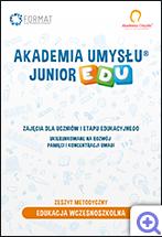 Zeszyt Metodyczny: Edukacja wczesnoszkolna, a w nim opracowane scenariusz zajęć w przedszkolu, ukierunkowane na rozwój koncentracji uwagi oraz pamięci u dzieci początkowych klas szkół podstawowych (nauczanie początkowe)