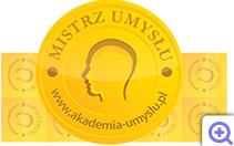 Naklejki Mistrz Umysłu - elementy systemu motywacji podczas zajęć rozwijających pamięć, koncentrację i szybkie czytanie